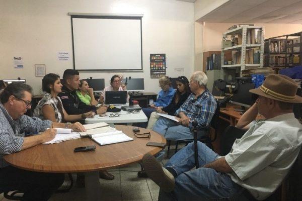 Reventazon Consejo Local Zona Protectora Cerros de La Carpintera.2018