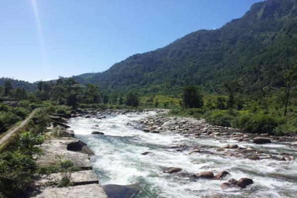 Balkhila river 2018